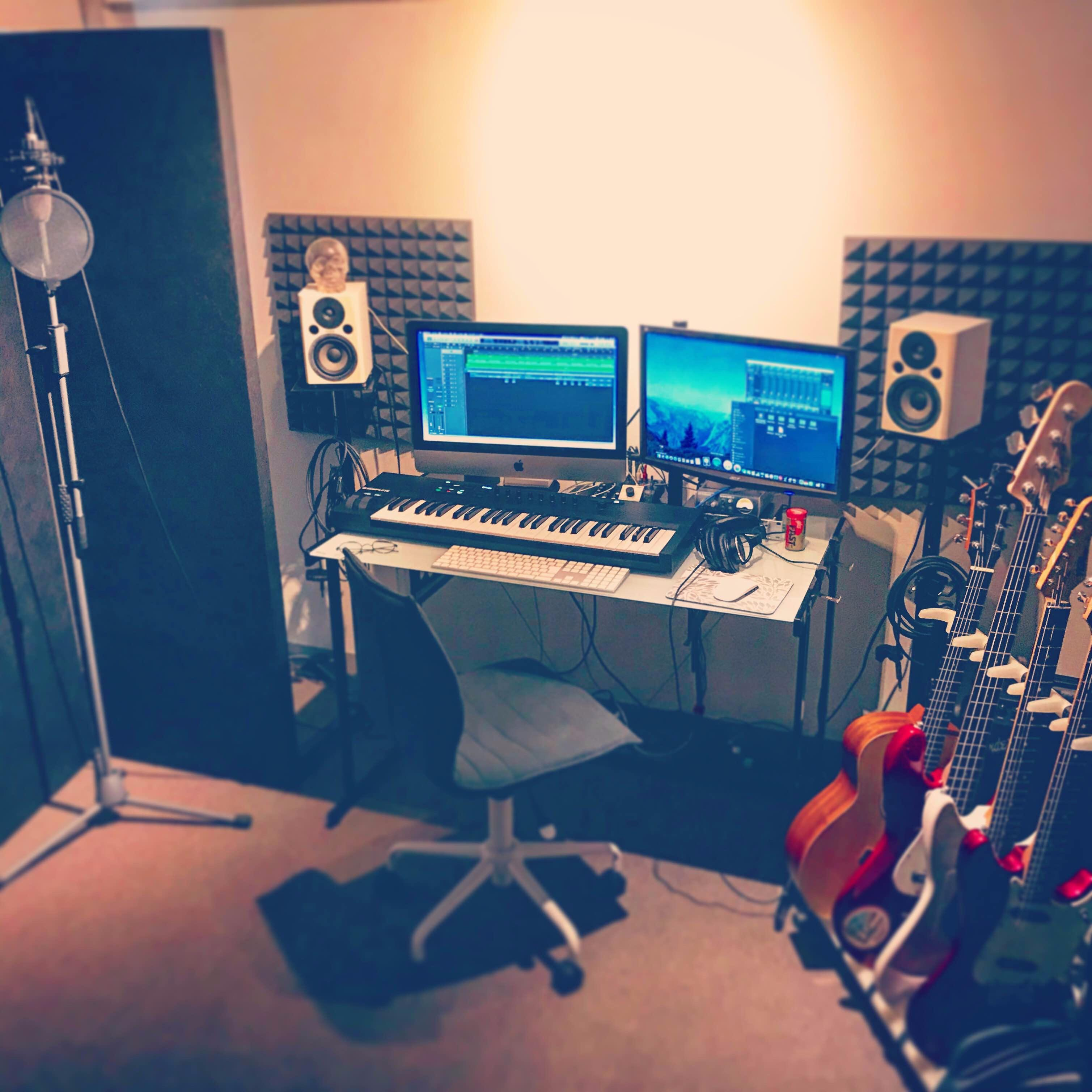 DTM・ボイトレ・ギター教室 Calculators Studio