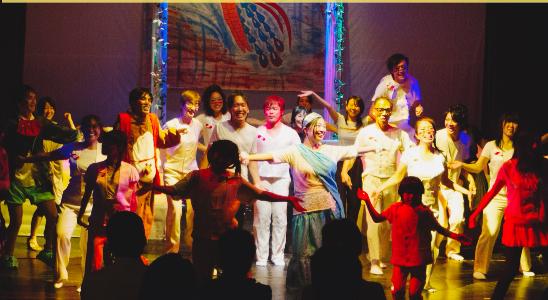 演劇初心者歓迎 期間限定で舞台に出演 座・市民劇場説明会オーディション