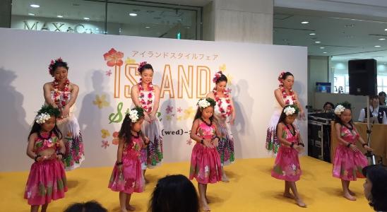【1day Lesson】親子でフラダンス♪ 1日体験