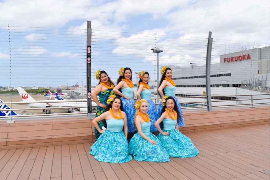 【東京・渋谷】でフラダンスを★体験しよう! 渋谷教室OPEN!