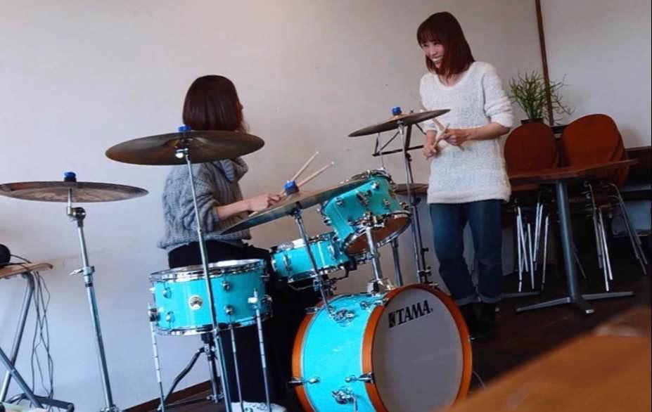 163 〜hiromi〜 Drum&Percussion Lesson