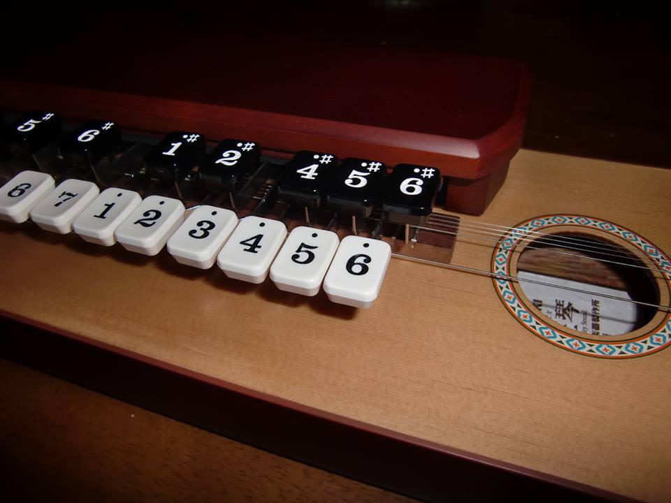 琴城流大正琴教室 鞍月公民館教室・直江北教室・ニュー三久西念店教室