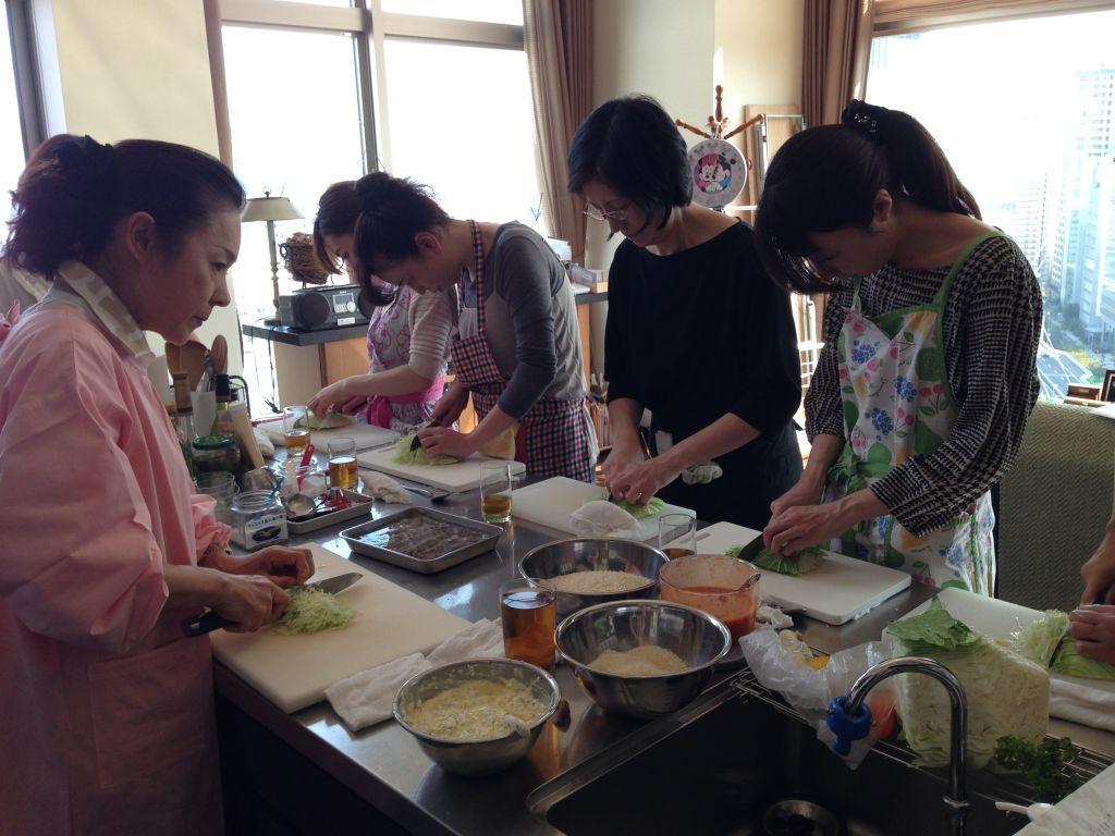 めだかの学校 料理教室
