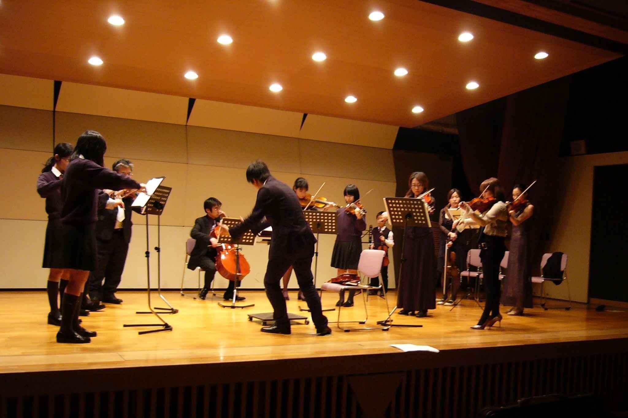 二子玉川バイオリン教室