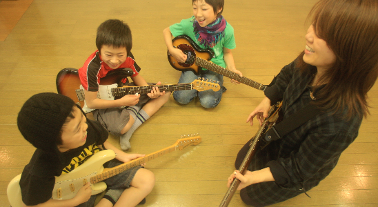 ATAKA音楽教室 世田谷区 代田橋教室