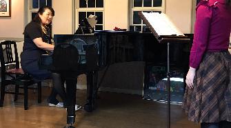 体験レッスン声楽 ボイストレーニング 『音楽教室ムジカのだ』