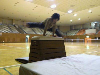 MORIMORIクラブ(体操教室)