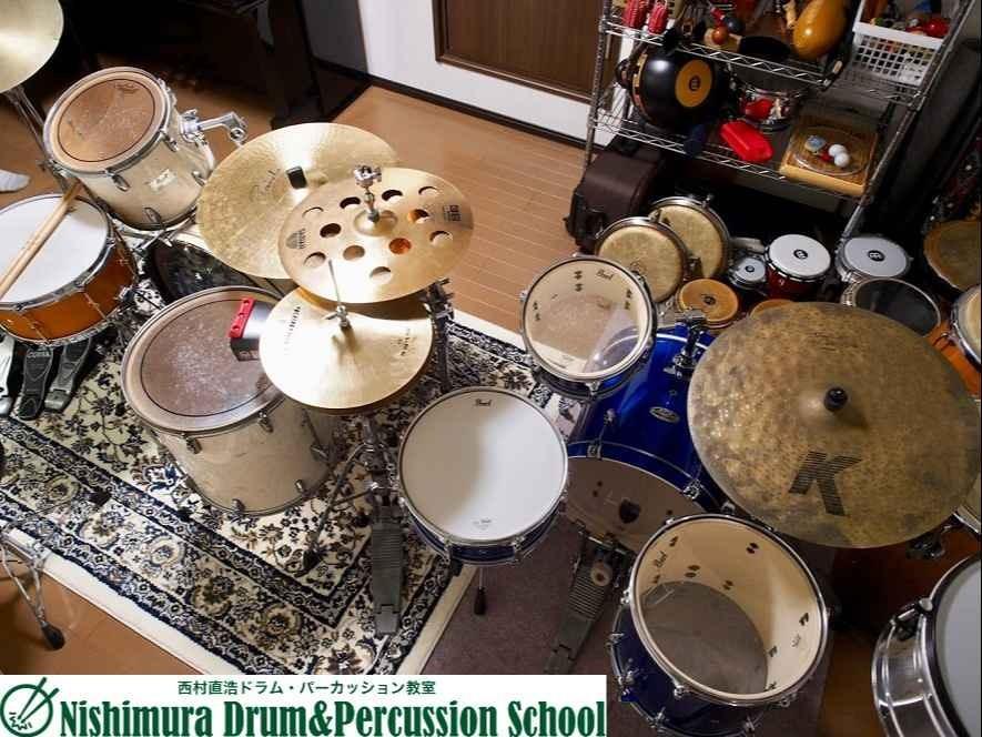 西村直浩ドラム&パーカッション教室