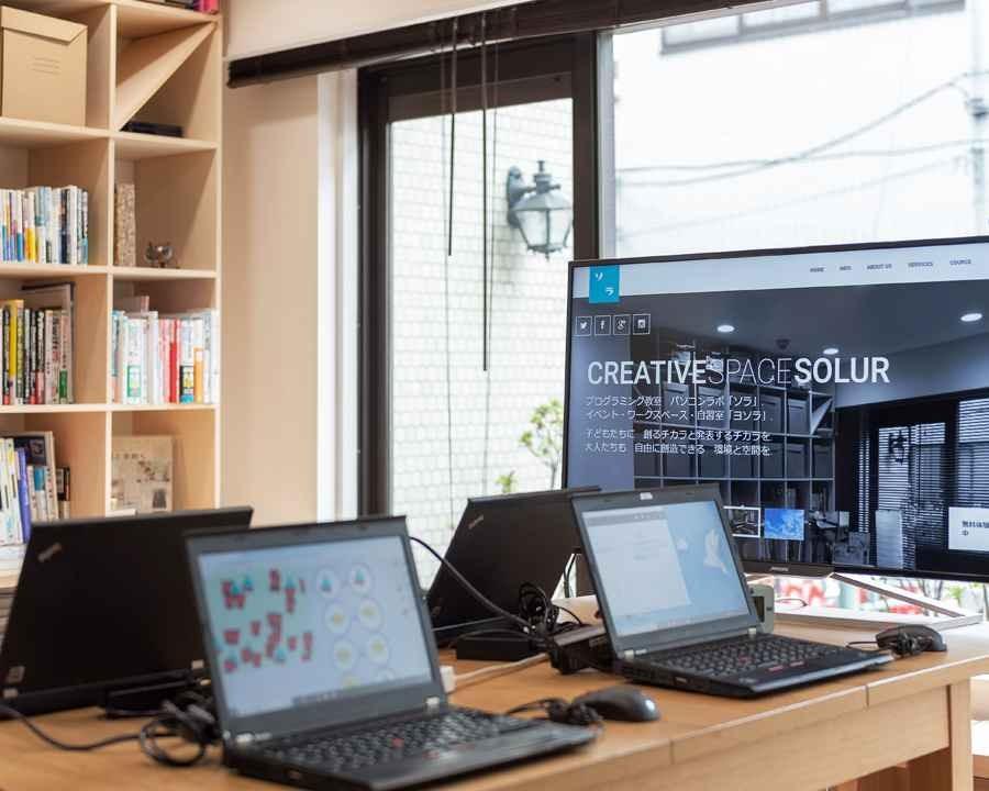 プログラミング教室・パソコンラボ ソラ