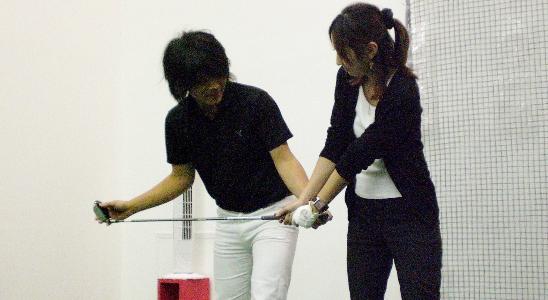 オルフィゴルフスタジオ本町 本町校