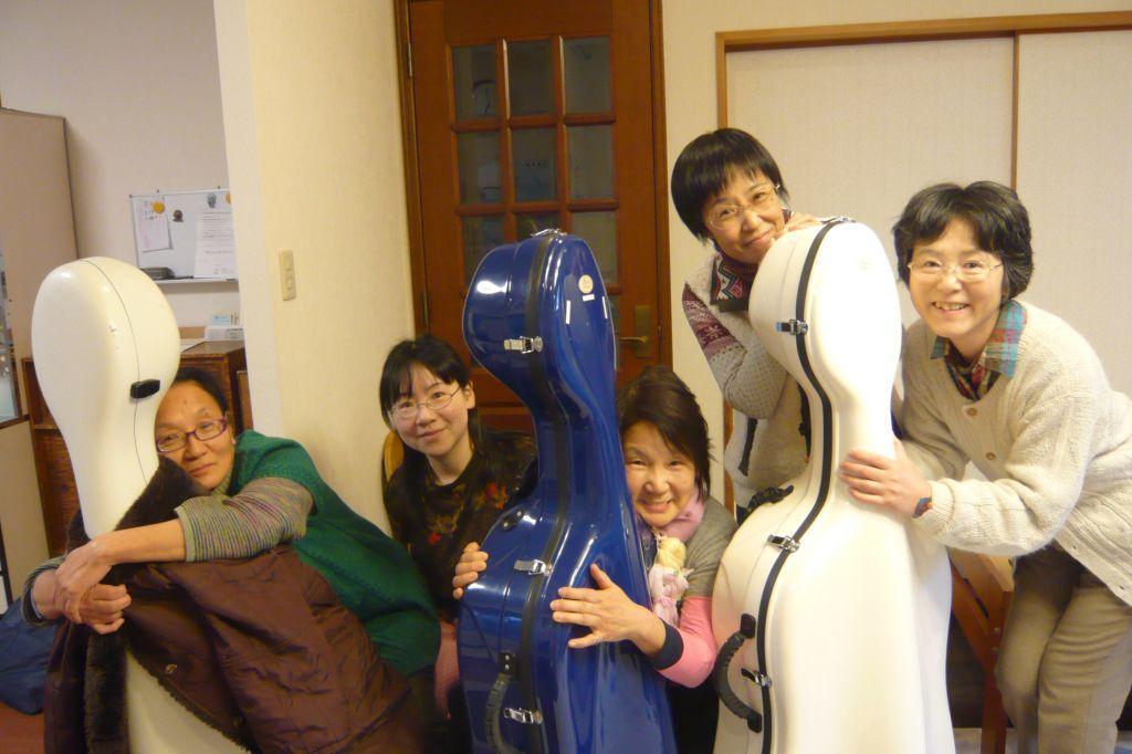 こたかむつみチェロ教室 /和歌山 カルチャーセンター&自宅教室