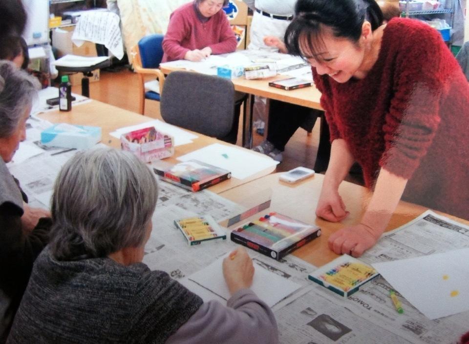 Hobbies Club 絵画教室 アートレッスン 大阪市中央区本校