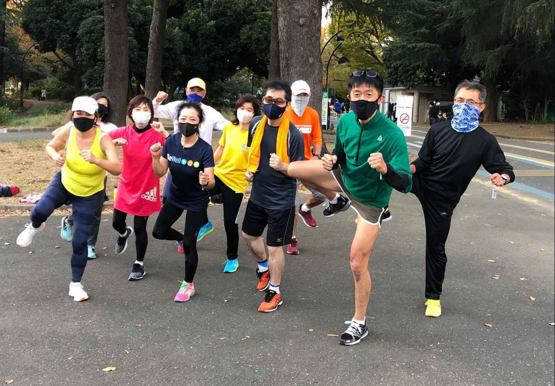 【初心者向け】都度参加型 マラソン&ランニング講座