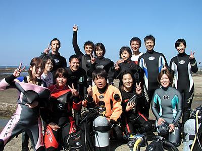 ダイビングスクール プライム 和歌山県田辺市