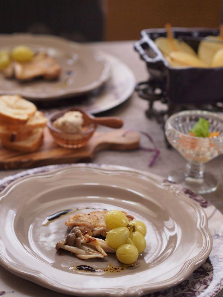 テーブルコーディネートとおもてなし料理のサロン Enchantee