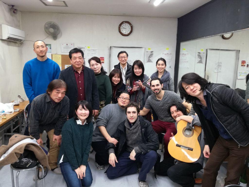 多摩平フラメンコギター教室