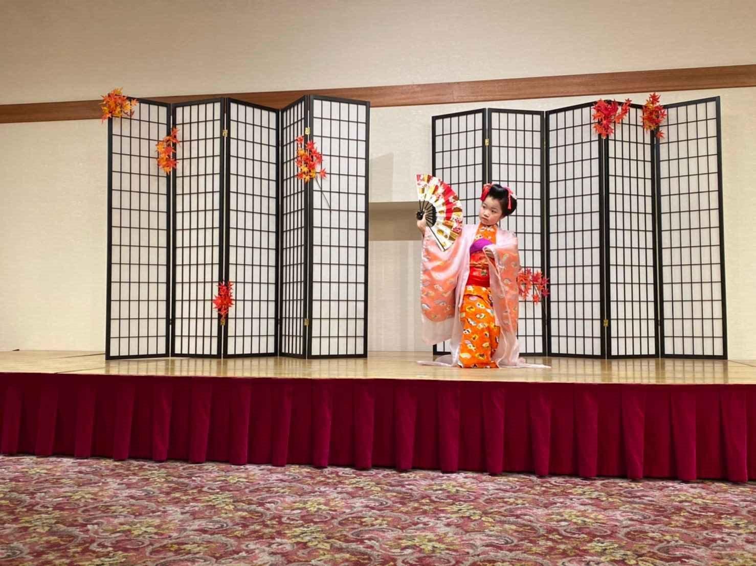 簡単に学べる日本舞踊、新舞踊