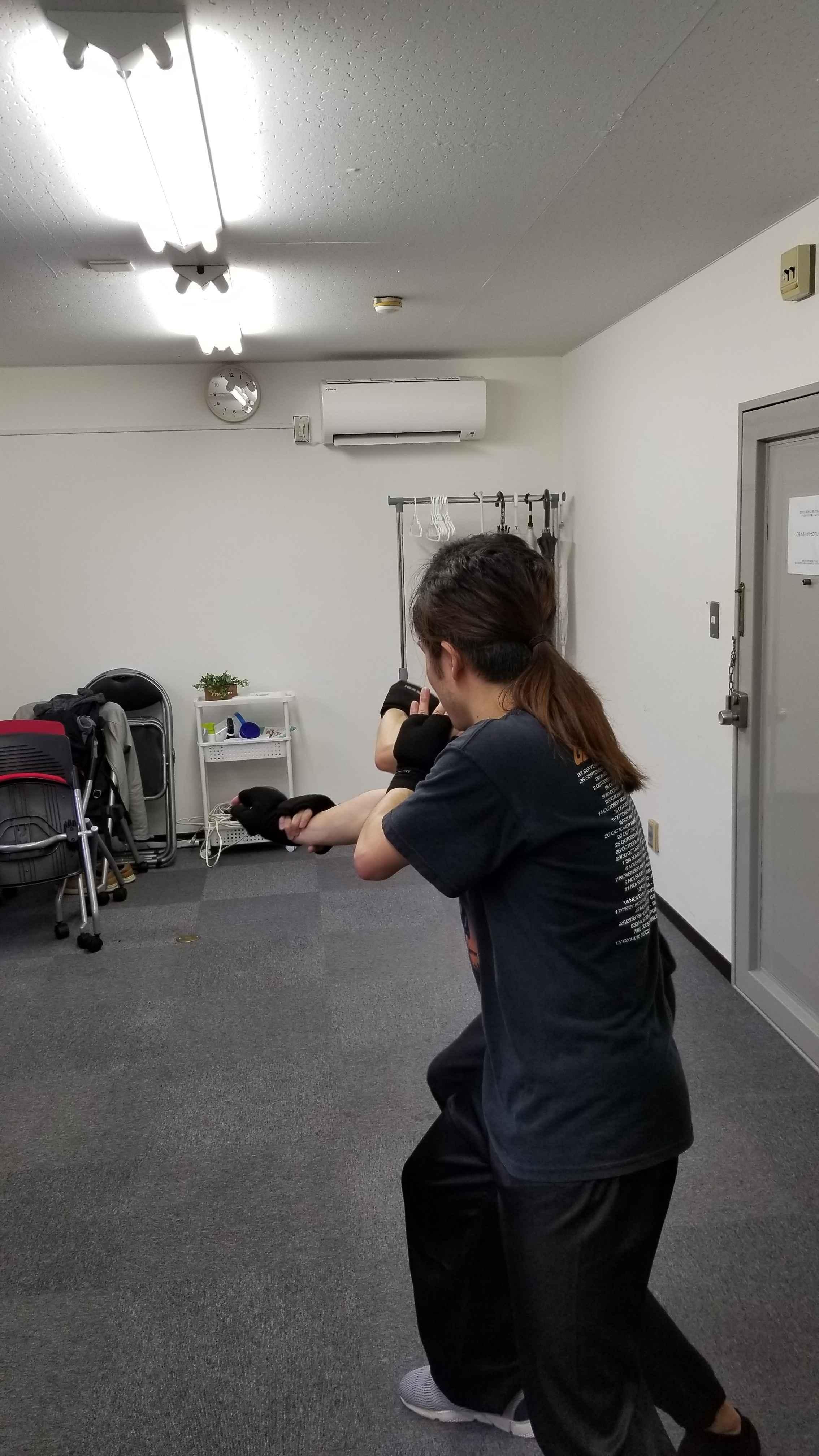 プライベートカンフーレッスン 八極拳&蟷螂拳 なんば教室