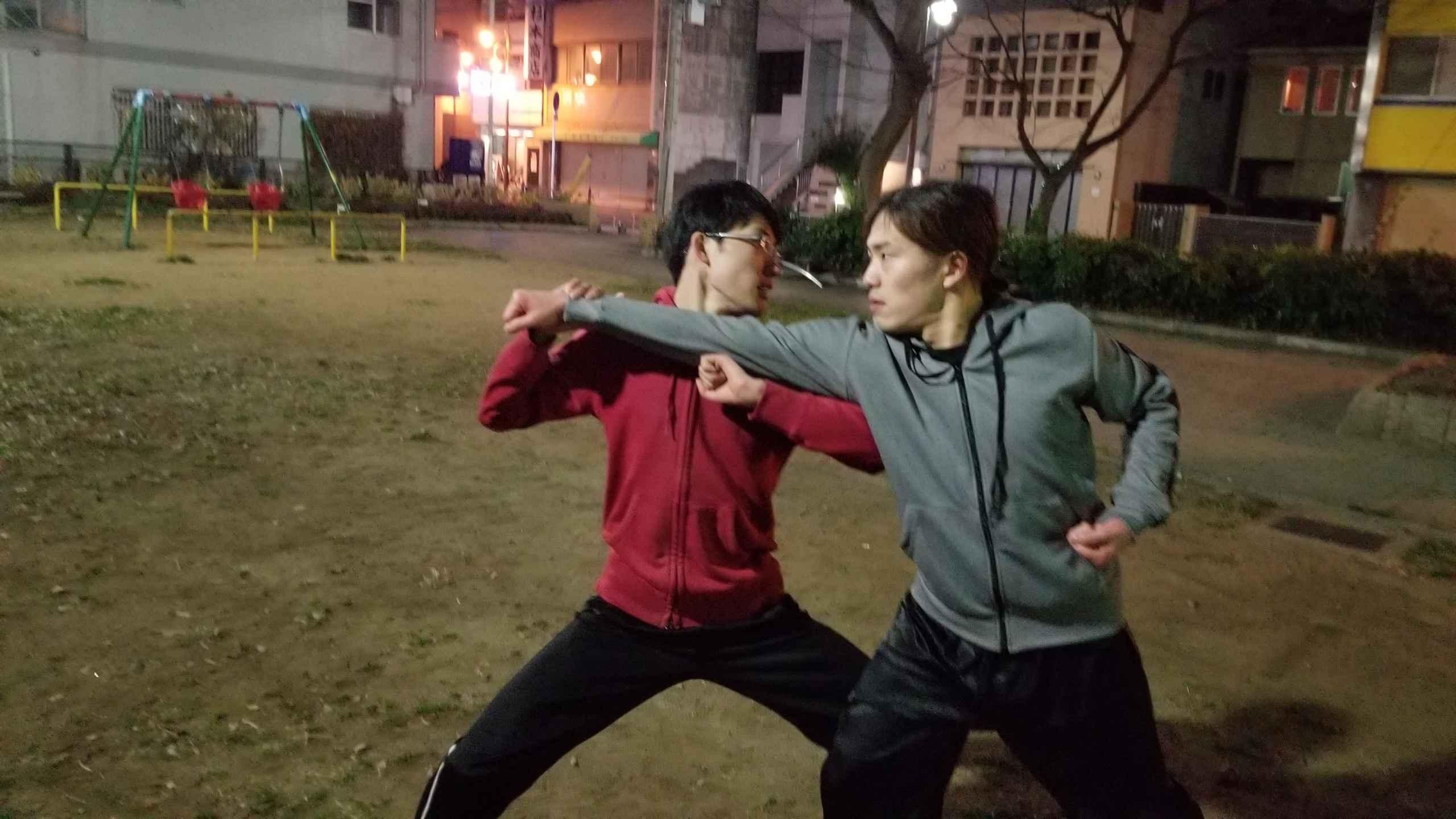 お仕事帰りに中国武術やりませんか?八極拳&蟷螂拳体験教室