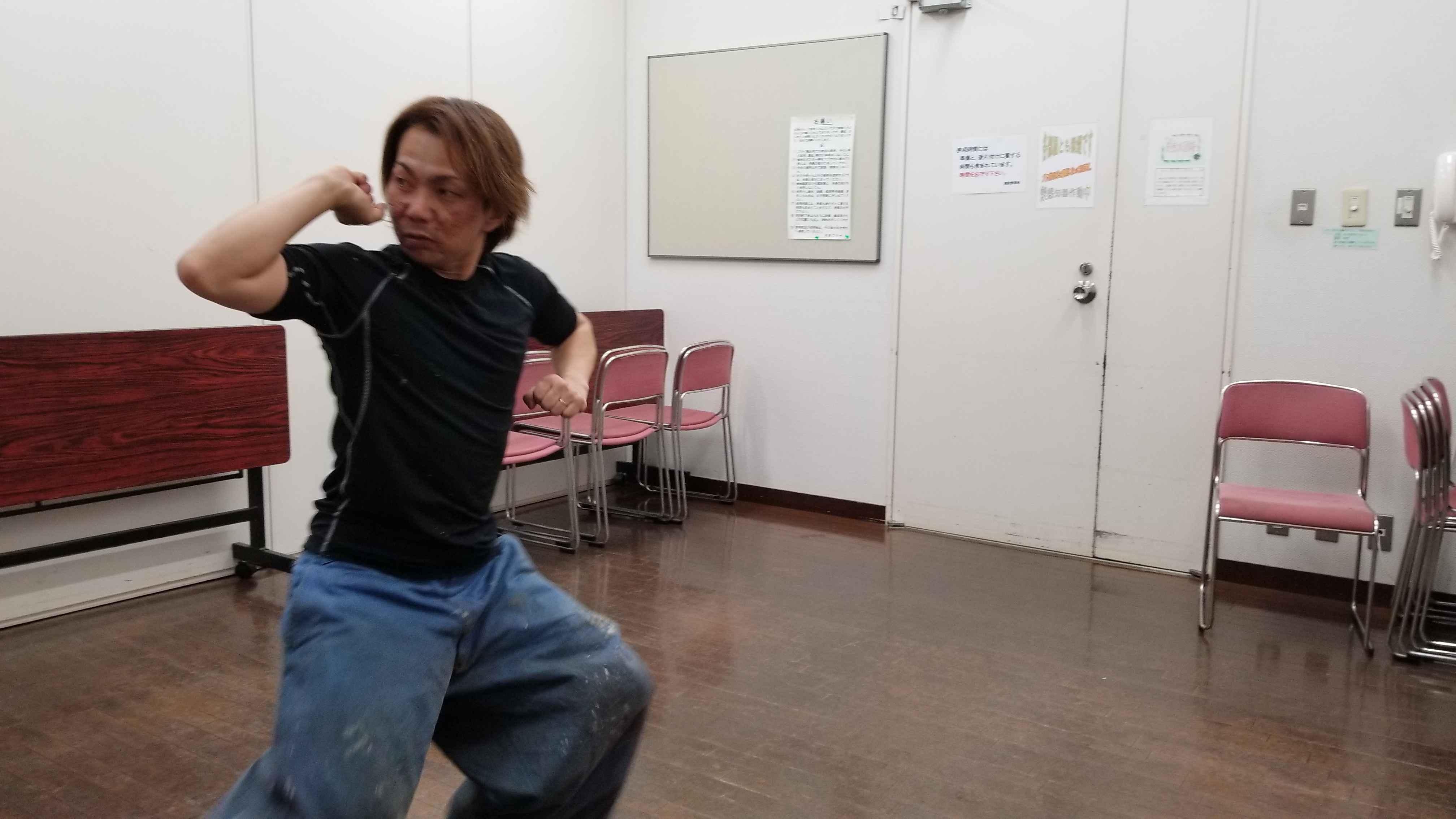 八極拳&蟷螂拳 東大阪(室外)&布施(室内)教室