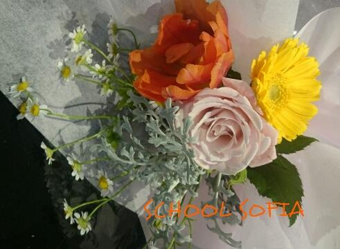 スクールソフィアお花の教室