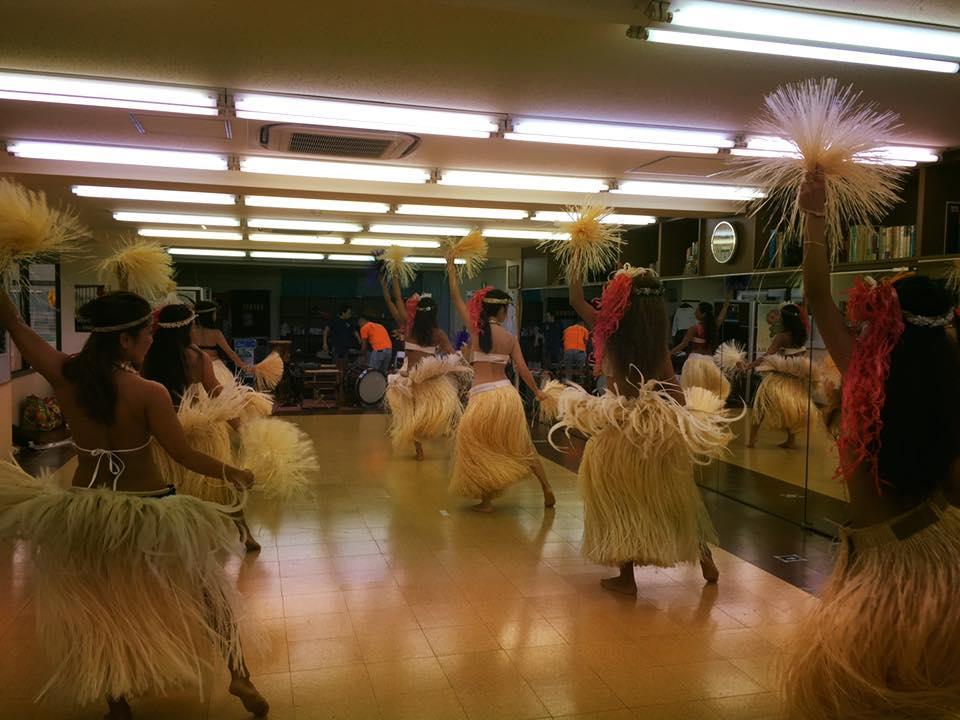 タヒチアンダンススタジオ ポエラニ オリタヒチ 名古屋校