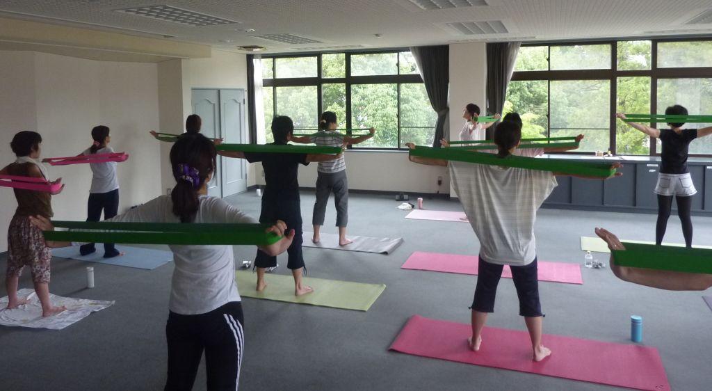 yoga+α(ヨガ+アルファビクス 富山教室)
