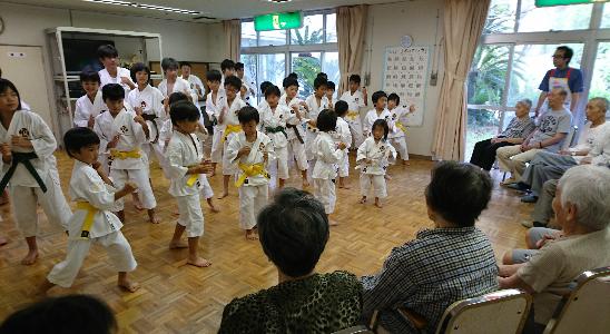 少林寺拳法 長崎矢上 スポーツ少年団 長崎矢上支部