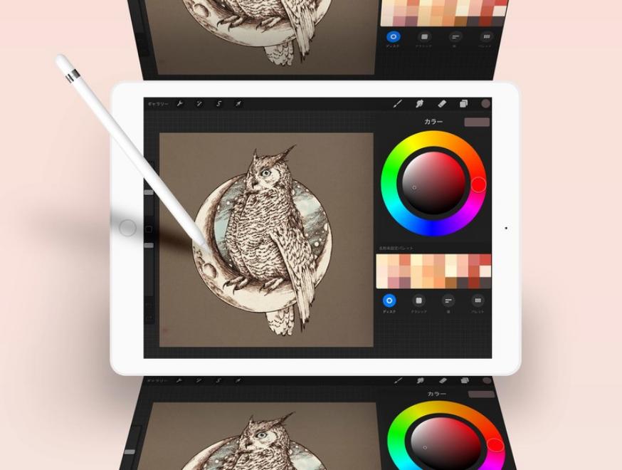 《初心者向け》iPadデジタルイラスト講座 procreate編