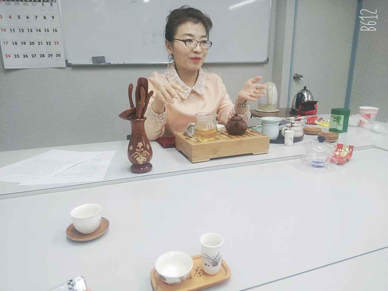 李先生の中国茶教室