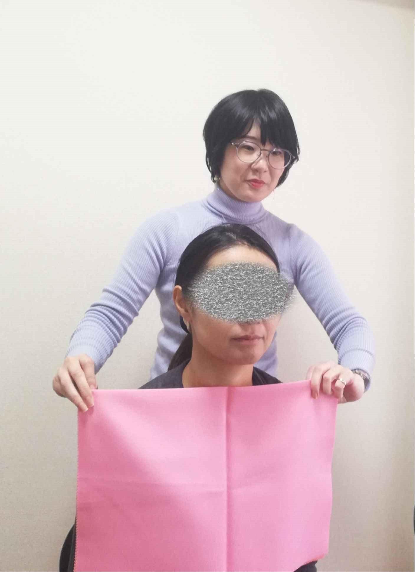 【パーソナルカラー診断】似合う色で印象UP!見た目年齢-5歳