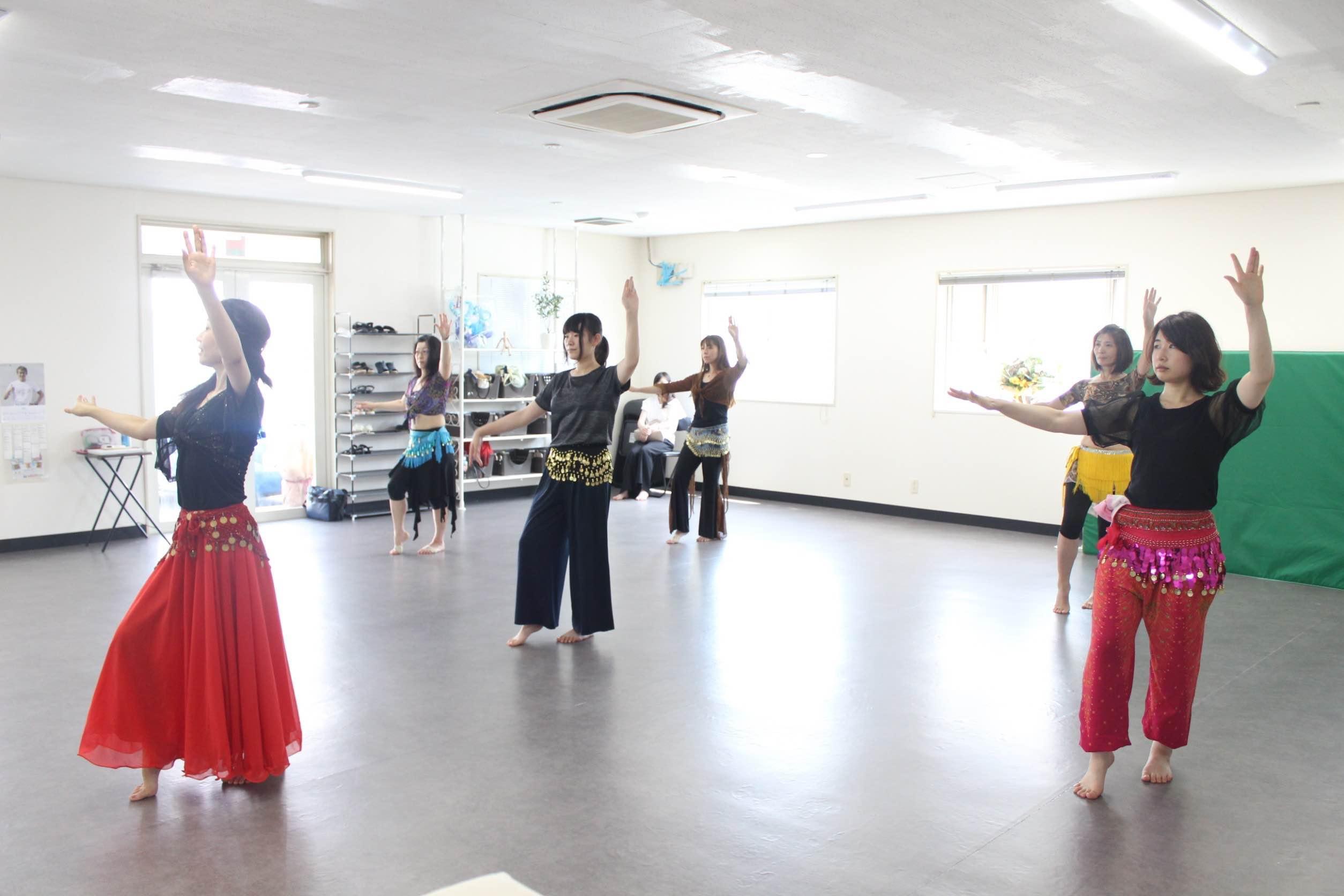 サディア美ボディスタジオ 福島県郡山市女性が健康で輝く教室