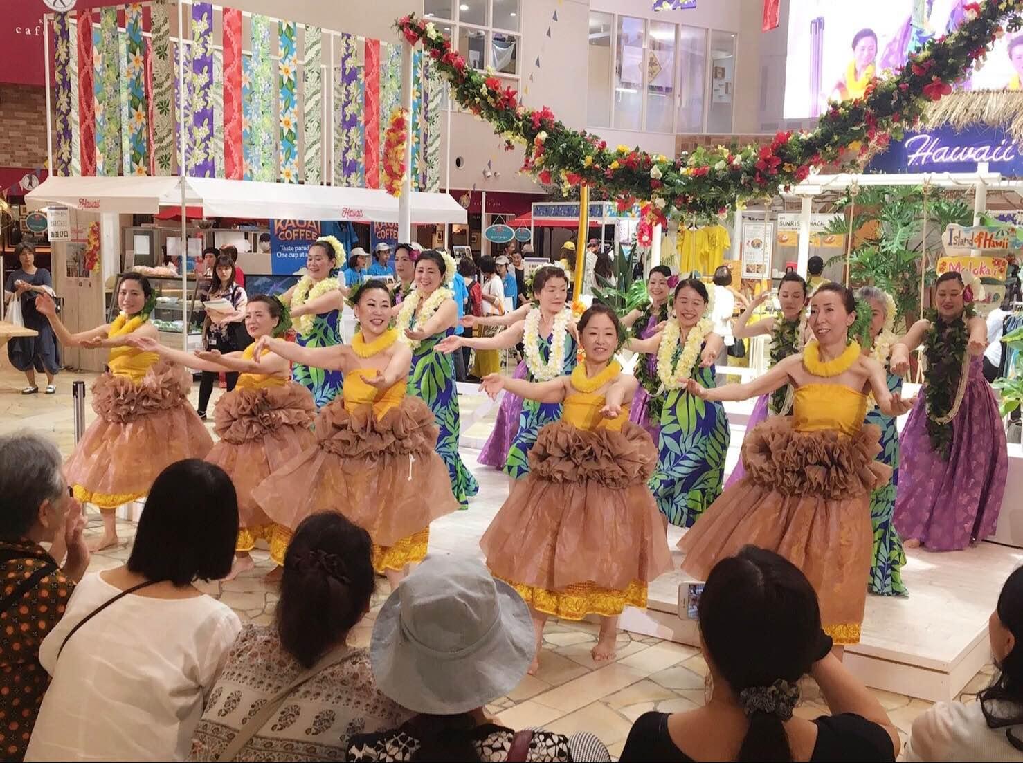 楽しくフラダンスNa Lei Makamae SaitoHula