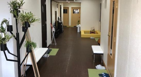 西京区上桂のカフェのある音楽教室