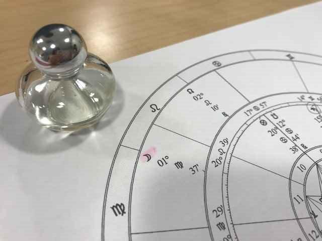 幸運を引き寄せる アロマテラピー占星学