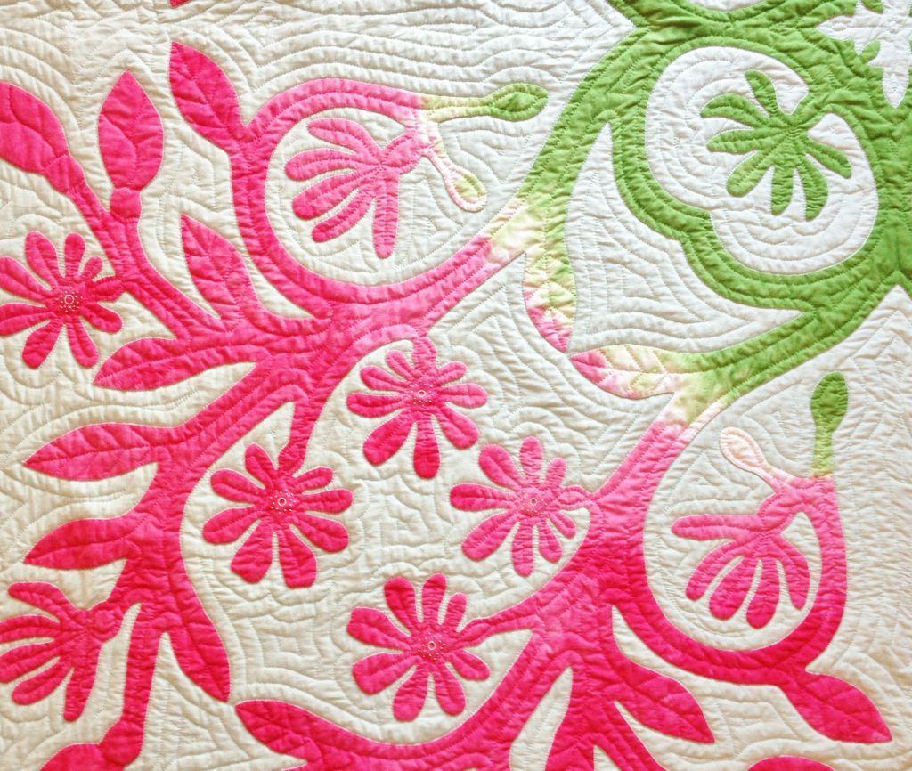 Y's Hawaiian Quilt Workshop 浦安教室