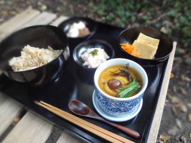 旬を楽しむ精進料理教室【師走】