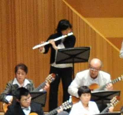 長谷部音楽教室 フルート科 なかのZERO教室