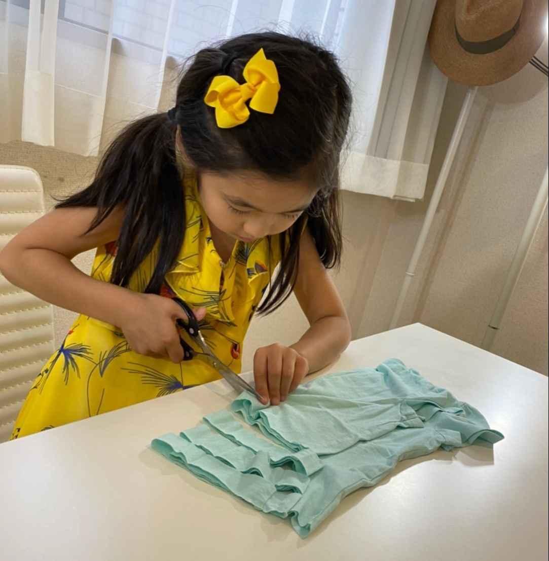 【親子参加OK】身近な衣服で未来の地球を考える!アップサイクル体験