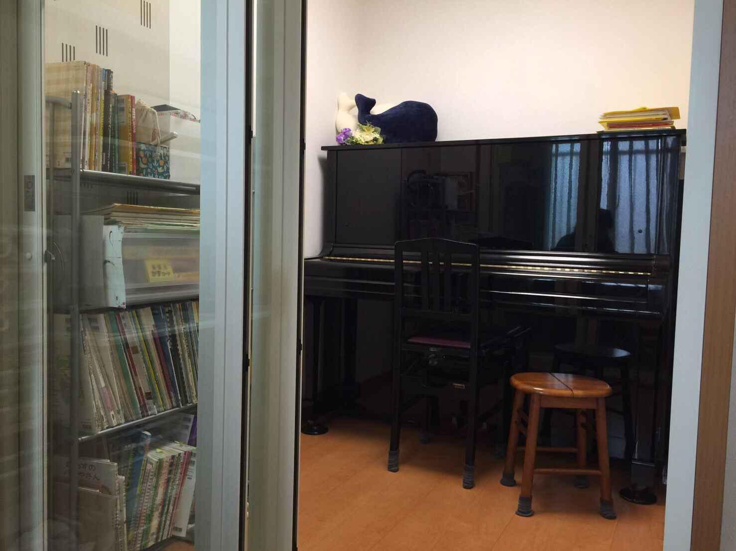 千葉県船橋市山手の、ぽこあぽこピアノ教室です