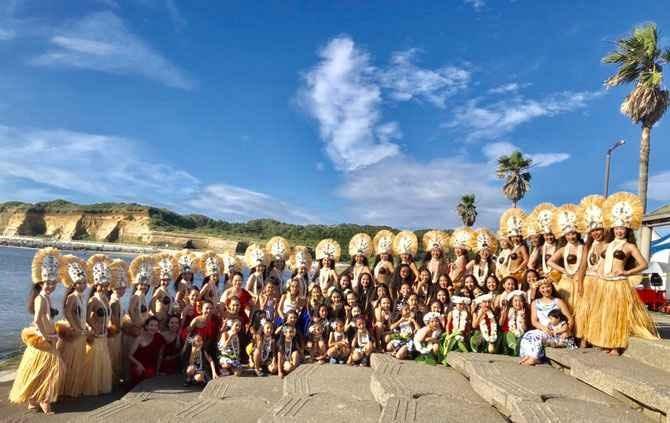 MOANATEA-タヒチアンダンス & フラ ダンススクール-