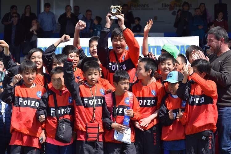 FORZA INTERNATIONALサッカーアカデミー