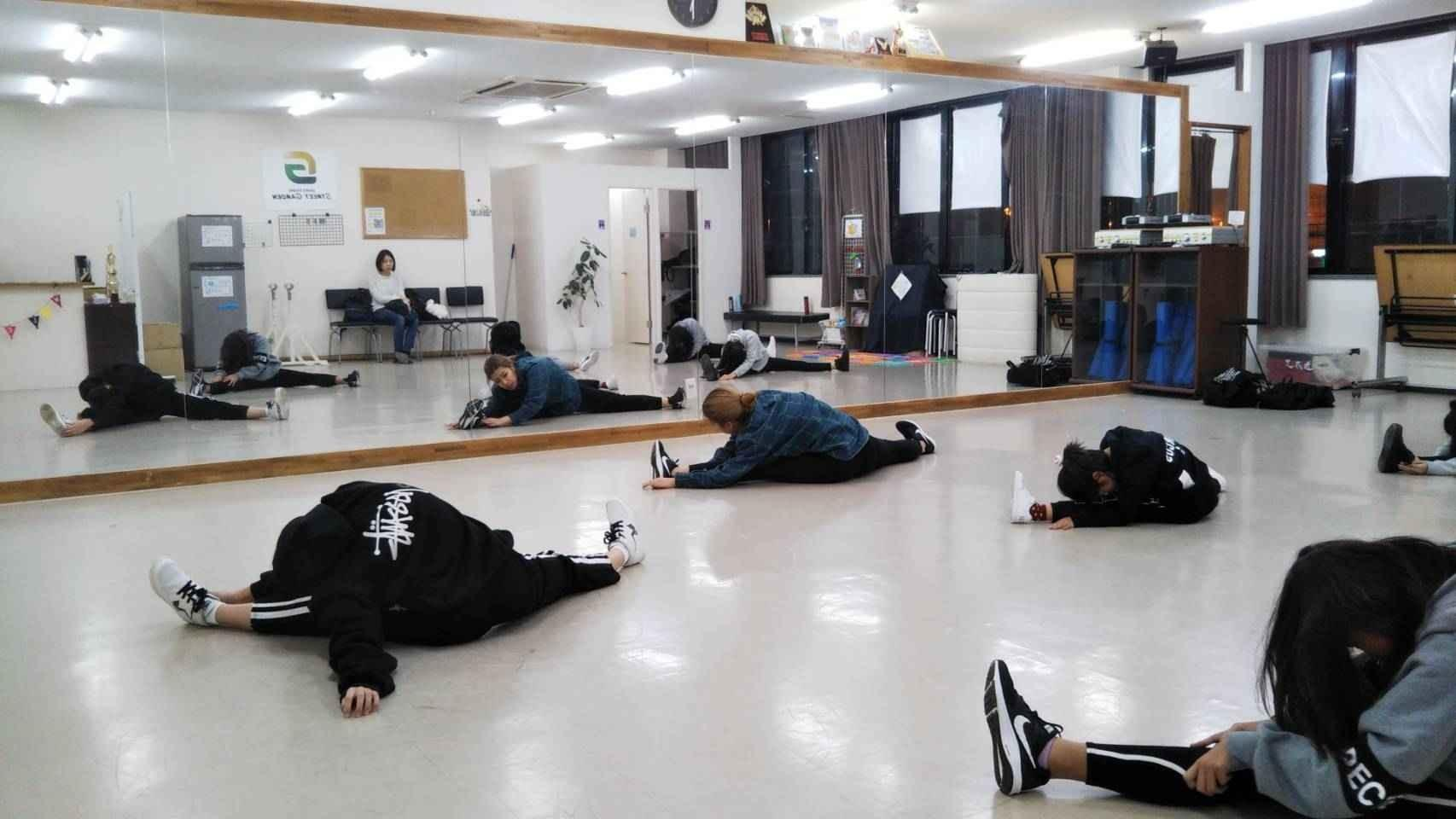ダンススタジオSTREET GARDEN 大東(住道)