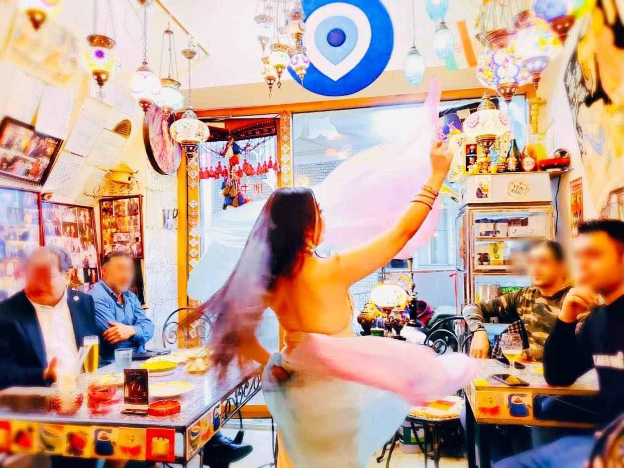 【初心者さん歓迎】ベリーダンス体験会【1,000円】