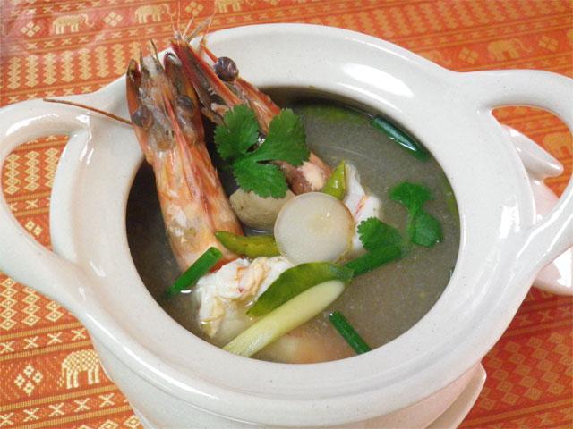 タイ料理とハーブ・スパイス料理の教室「Citrous Bouquet」シトラスブーケ