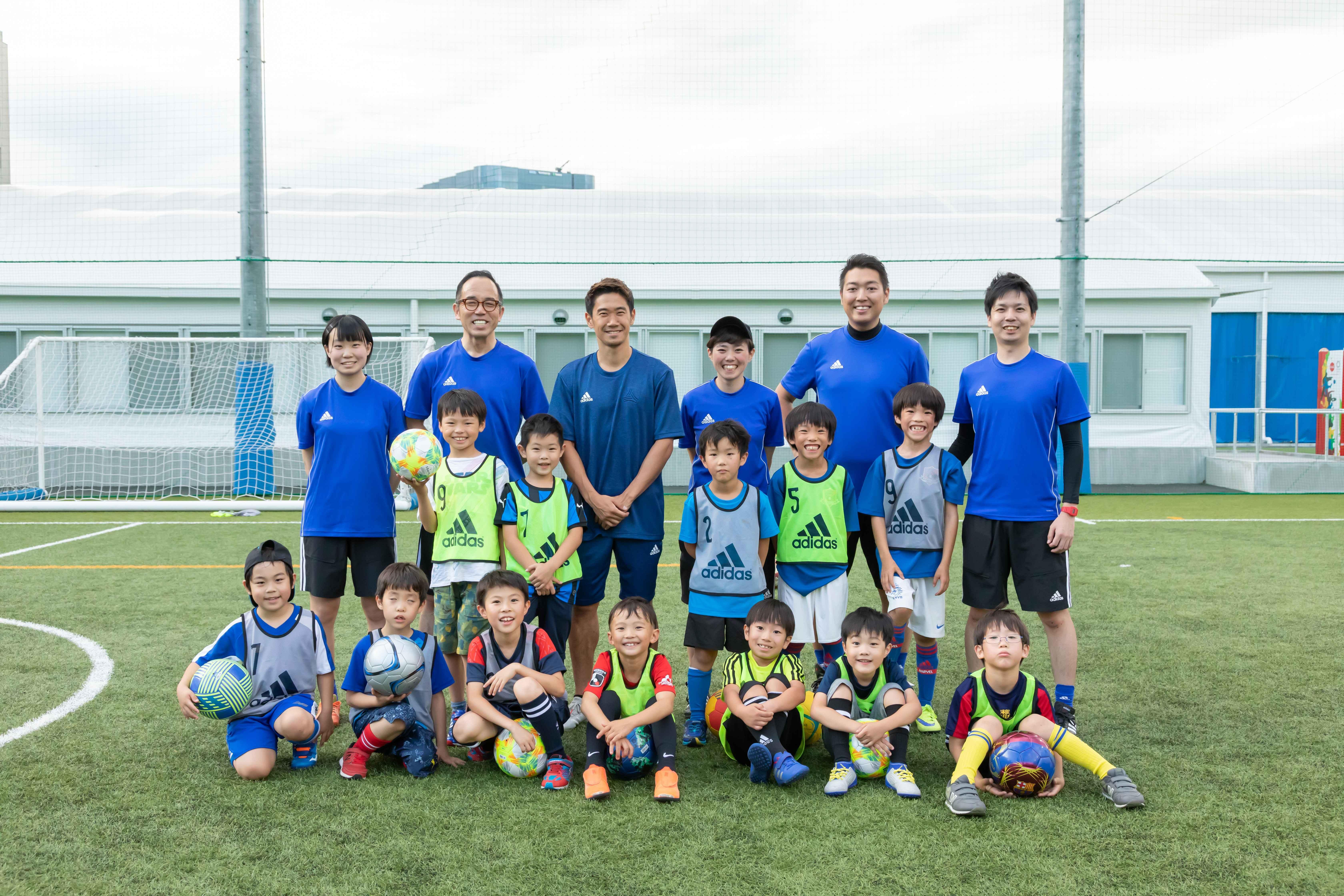 Hanaspoサッカー教室 森下校