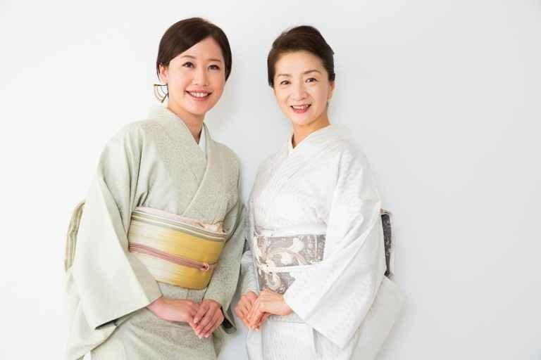 日本文化普及協会 宝塚着物着付け教室