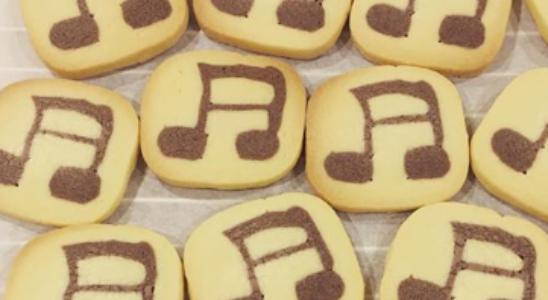 アイスボックスクッキーを作ろう!