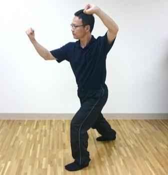 中国武術気功と瞑想の教室