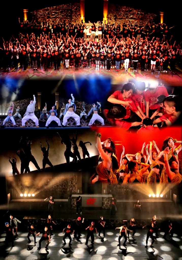 「DANCE FACTORY 大阪」の画像検索結果